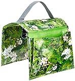 Esschert Design Tarpaulin Saddle Flower Bag