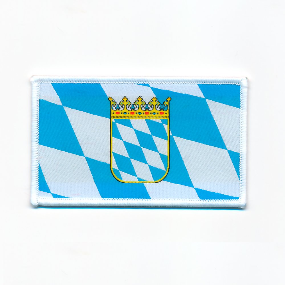 hegibaer 0723 B Patch é cusson de Munich 70 x 40 mm Import / Hegerring