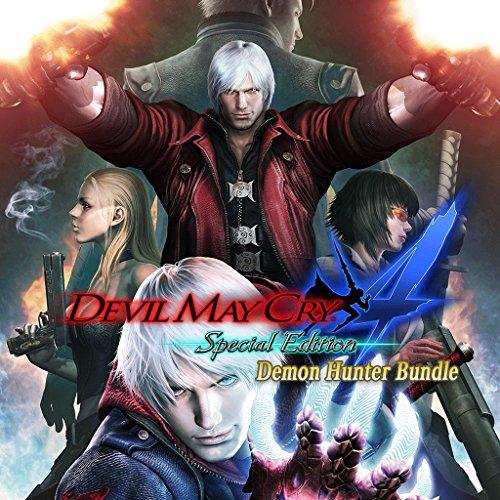 Devil May Cry 4 Special Edition Demon Hunter Bundle - PS4 [Digital Code]