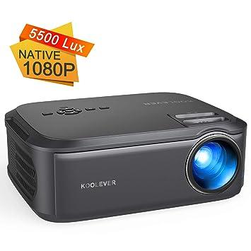 Proyector Cine en Casa Full HD 4500 Lúmenes Proyector Video 50000 ...
