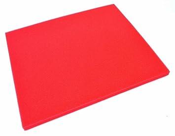 ARTEIN - 48179 : Pliego De Espuma Roja Para Filtro De Aire (280X330X15Mm) Af00000000023
