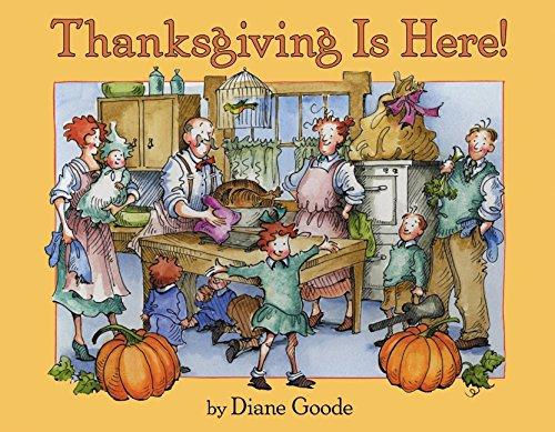 Read Online Thanksgiving Is Here! pdf epub