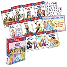 Disney Princess Reading Adventures Disney Princess Level 1 Boxed Set