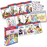 Reading Adventures Disney Princess Level 1 Boxed Set