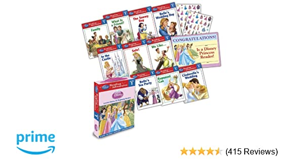 Disney Princess Reading Adventures Disney