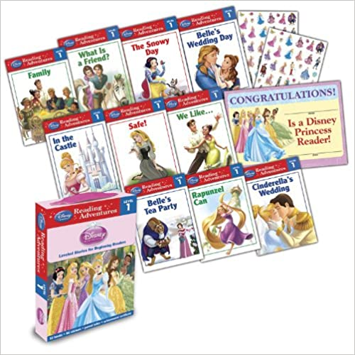 Disney Princess Boxed Book Set...