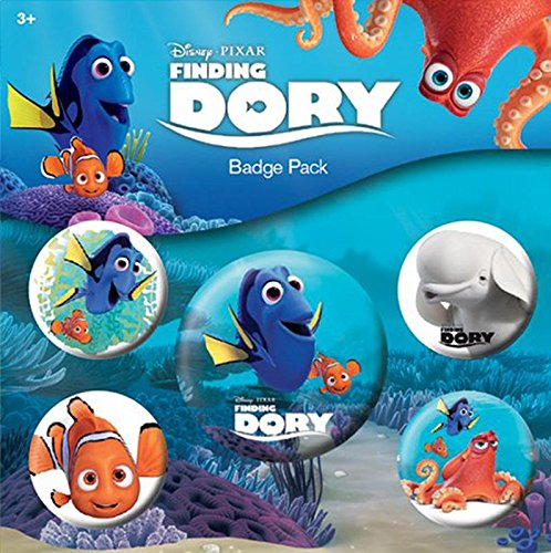 Finding Dory Button Set ()