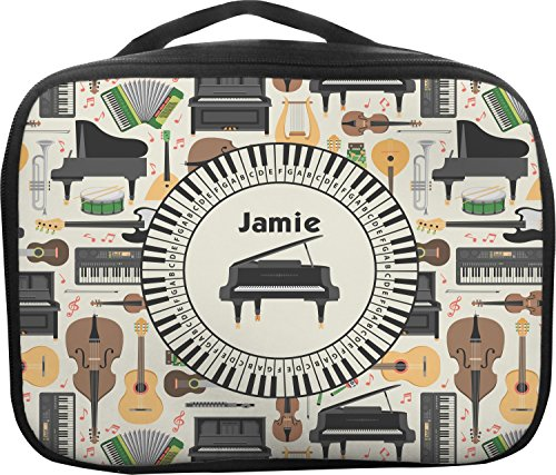 musical-instruments-insulated-lunch-bag-personalized