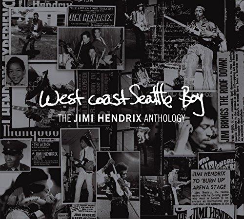 West Coast Seattle Boy  The Jimi Hendrix Anthology  Deluxe Edition