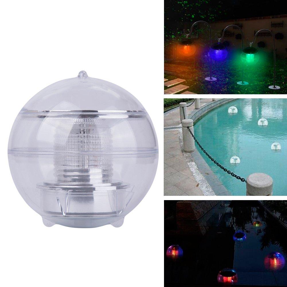 CyberDyer Solar Powered Waterproof Lights