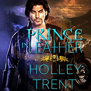 Prince in Leather Hörbuch