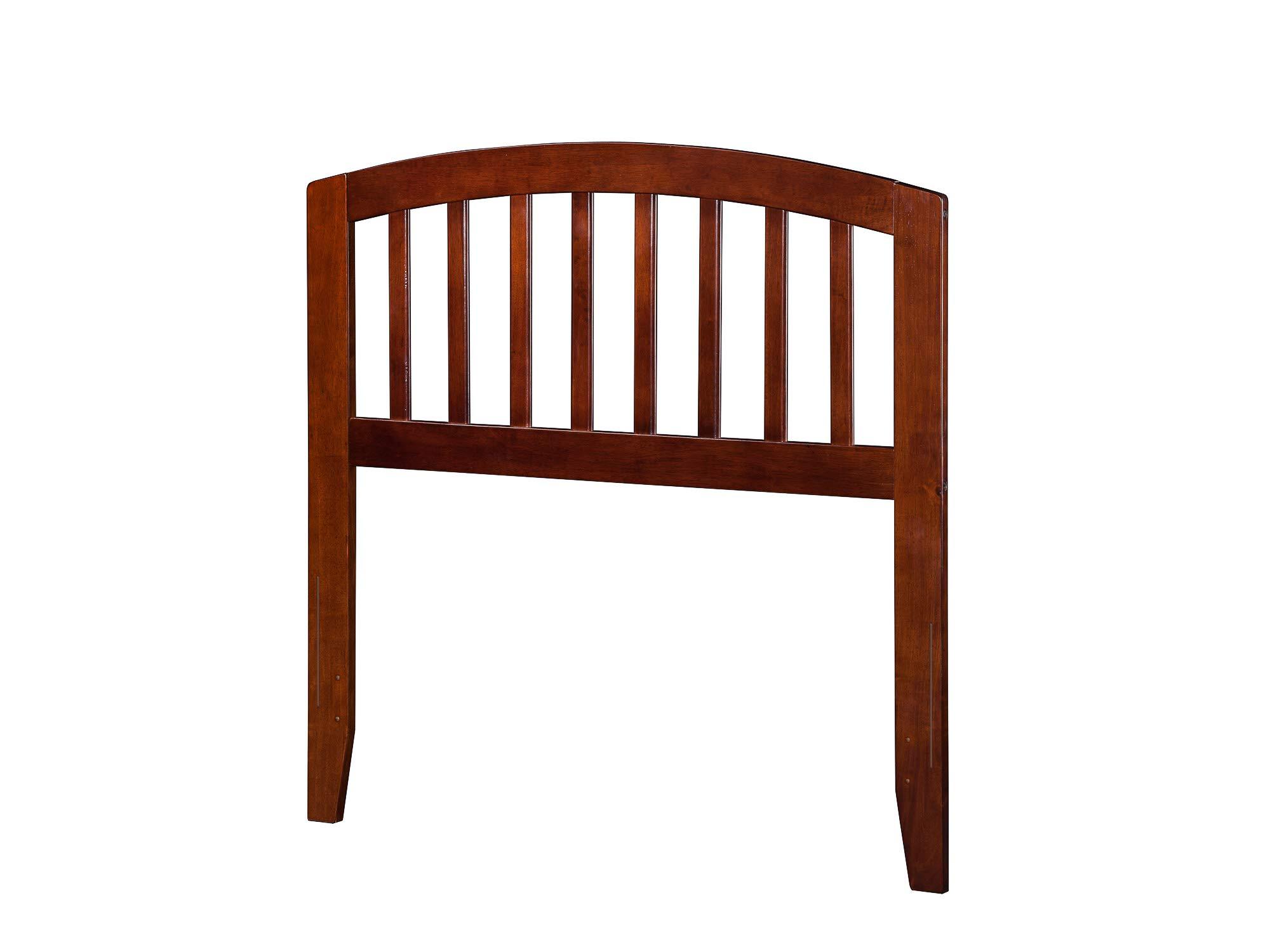 Atlantic Furniture AR288824 Richmond Headboard, Twin, Walnut by Atlantic Furniture