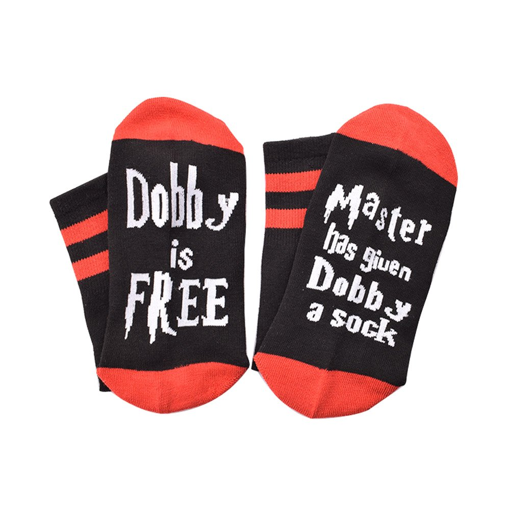 Funky Women Men Socks Funny with Sayings on the Bottom Warm Letter Socks AHZZY WZ152A21-944-1611421
