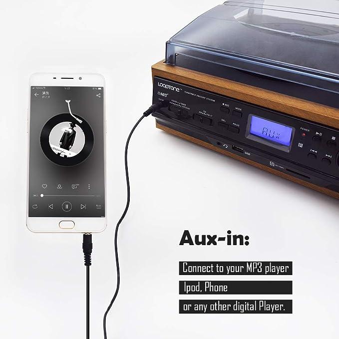 Amazon.com: Looptone - Reproductor de audio y vídeo con ...