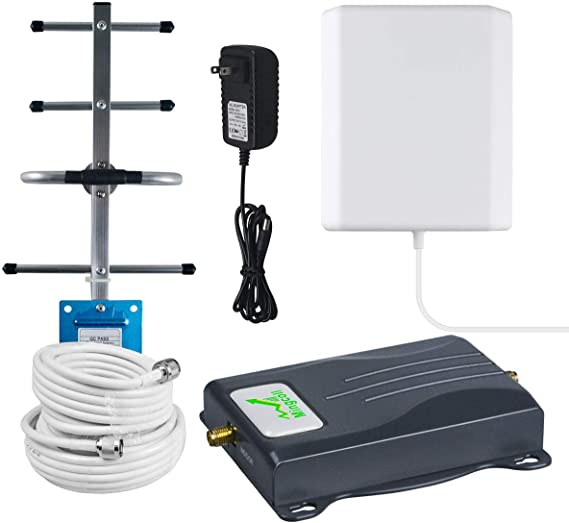 Boost 4G LTE Signal for Verizon Cell Phone Signal Booster for Home and Office Use 700MHz Band 13 Cellular Repeater
