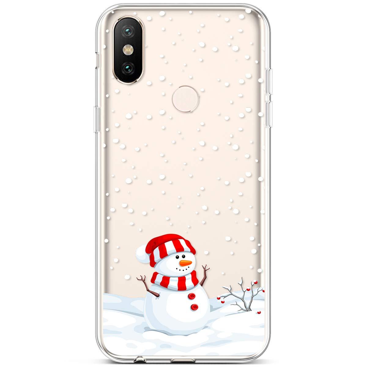 Hpory Kompatibel mit Xiaomi Mi 8 H/ülle 1 x Hpory Stylus Handyh/ülle Xiaomi Mi 8 Bunte Muster Weiche TPU Silikon Transparent Bumper Schale Kratzfest Case Tasche Etui Schutzh/ülle Hase Bl/üten