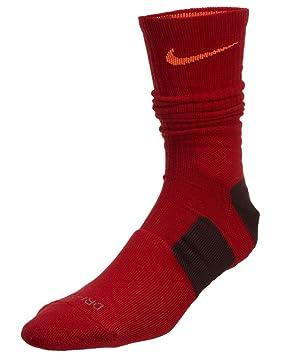 Nike Elite Crew Calcetines de Baloncesto para Hombre Estilo: SX3694: Amazon.es: Deportes y aire libre