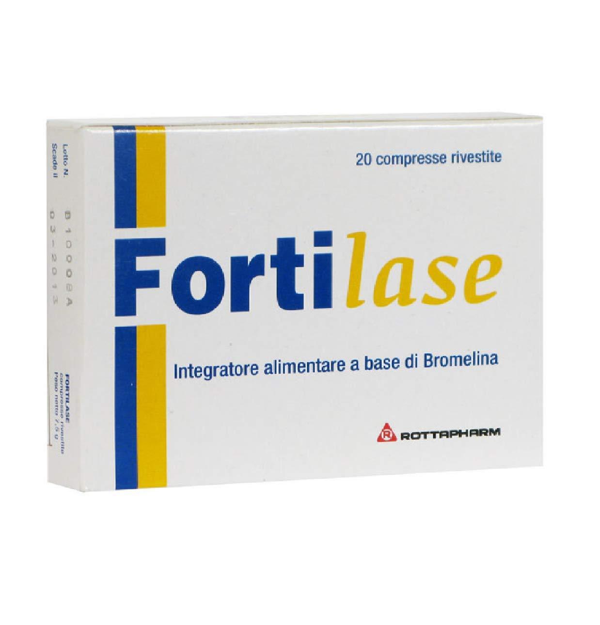 Fortilase 20 cpr: Amazon.es: Salud y cuidado personal