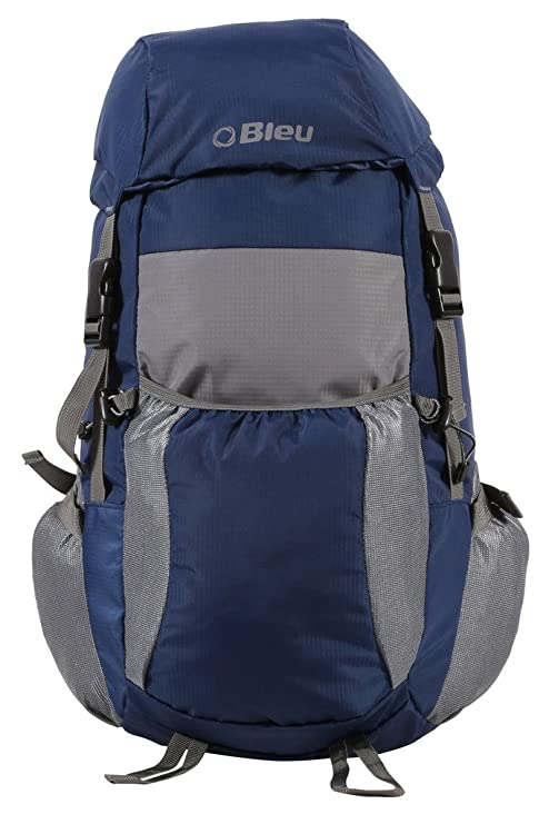 33c4ee34388 Bleu 30 Ltrs Grey Rucksack (BP-270)  Amazon.in  Bags