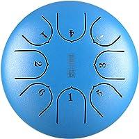 Mxfans 20/pi/èces Noir tambour dimprimante pi/èces Feutre Rondelles et long Flanged Cymbale manches