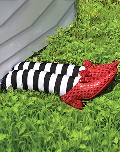 [Wizard of Oz 18-Inch Wicked Witch Legs Prop] (Halloween Witch Costumes Kids)