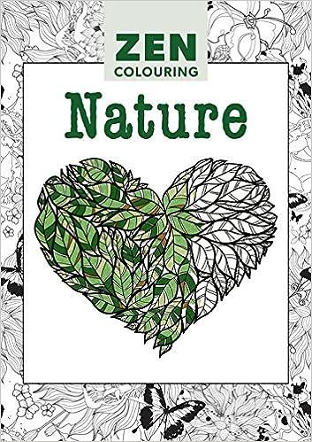 Zen Colouring - Nature