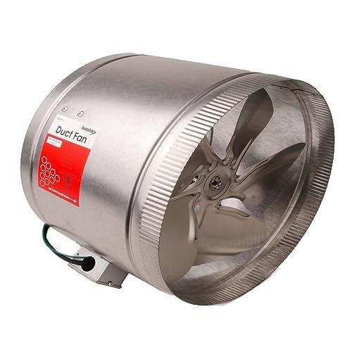 DIVERSITECH 625-AF12 Booster Duct Fan
