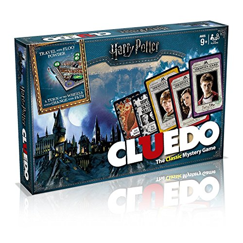 Harry Potter Clue Deluxe Limited Edition Board Game