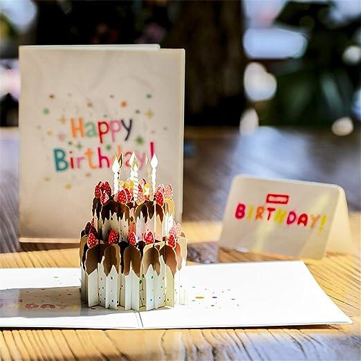 LARRRY Detalle sobre la Tarjeta de cumpleaños del estallido ...