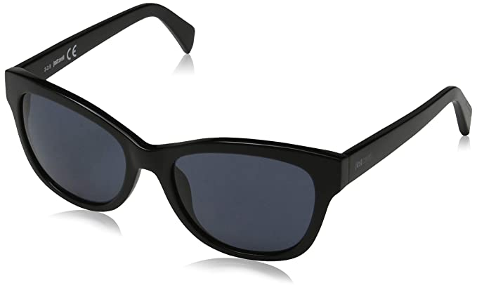 Just Cavalli Jc718s C55 Gafas de Sol, Negro (Schwarz), 55.0 para Mujer