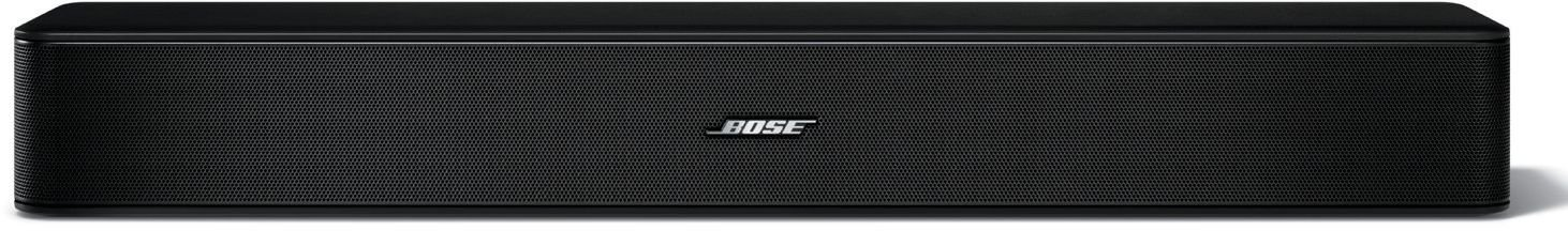 Bose Solo 5 TV Soundbar Sound System with Universal Remote Control, Black by Bose