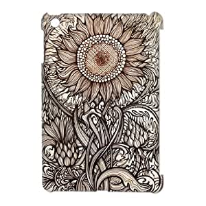 DDOUGS Sunflower Dropship Cell Phone Case for Ipad Mini, Personalised Ipad Mini Case