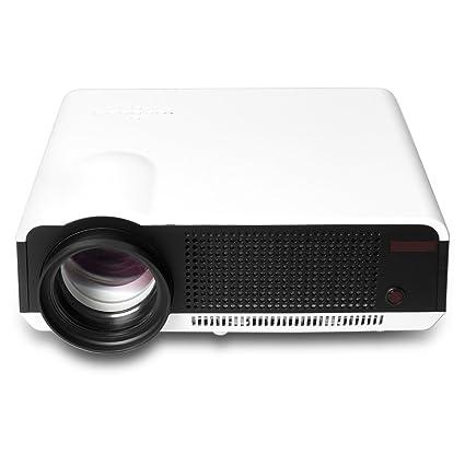 Excelvan LED-86 2800 Lúmenes Proyector WIFI (Android 4.2, LED Smart HD, LED Multimedia, Cine Teatro HDMI, VGA, AV, ATV, Playstaion, XBOX360 , ...