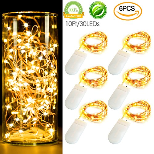 Led Lights Gold Wire - 1