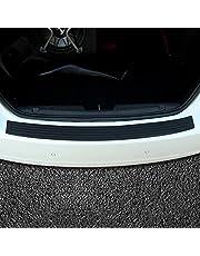 Protector del paragolpes trasero del coche, Protector del alféizar de la puerta flexible de goma