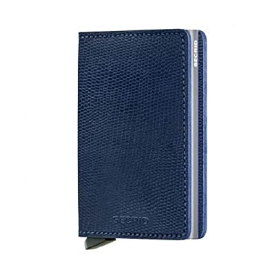 04f6fcd61097 Secrid Men Slim Wallet Genuine Leather RFID Card Case Max 12 Cards