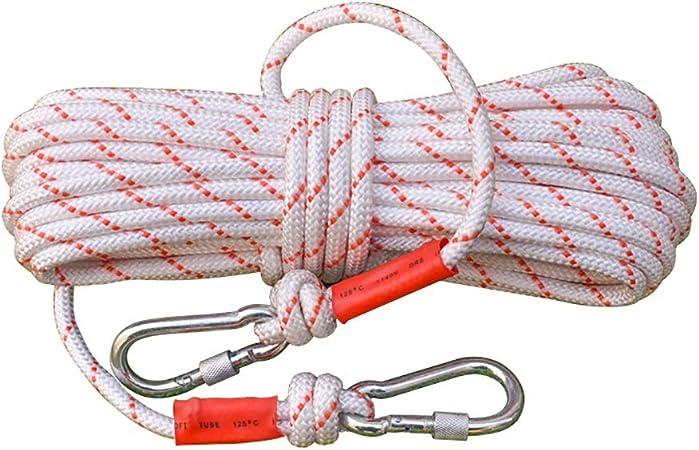 YLiansong-home Cuerda de Escalada Profesional Al Aire Libre ...