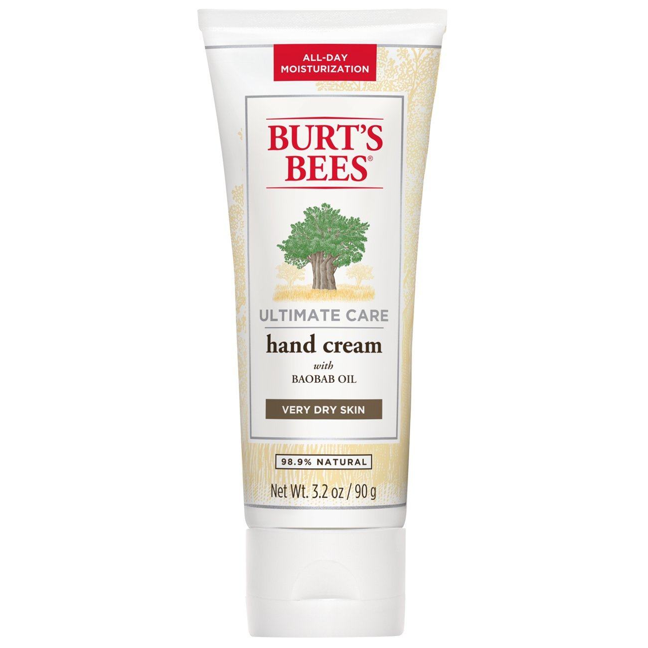 Burt's Bees Ultimate Care Hand Cream - 3.2 Ounce Tube Burt' s Bees Inc. 9285001290