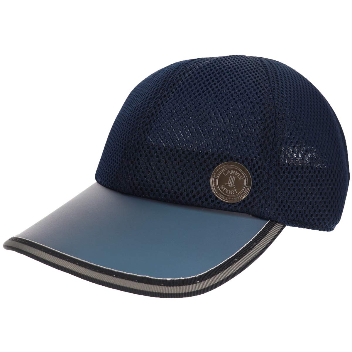 期間限定特別価格 ランバン スポール LANVIN SPORT SPORT 帽子 ネイビー キャップ レディス フリー ネイビー LANVIN 03 B07PZKZFT8, タックオンライン:3c1e599e --- arianechie.dominiotemporario.com