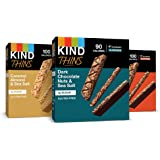 KIND Thins, Variety Pack, Gluten Free, 100 Calorie, 30 Count