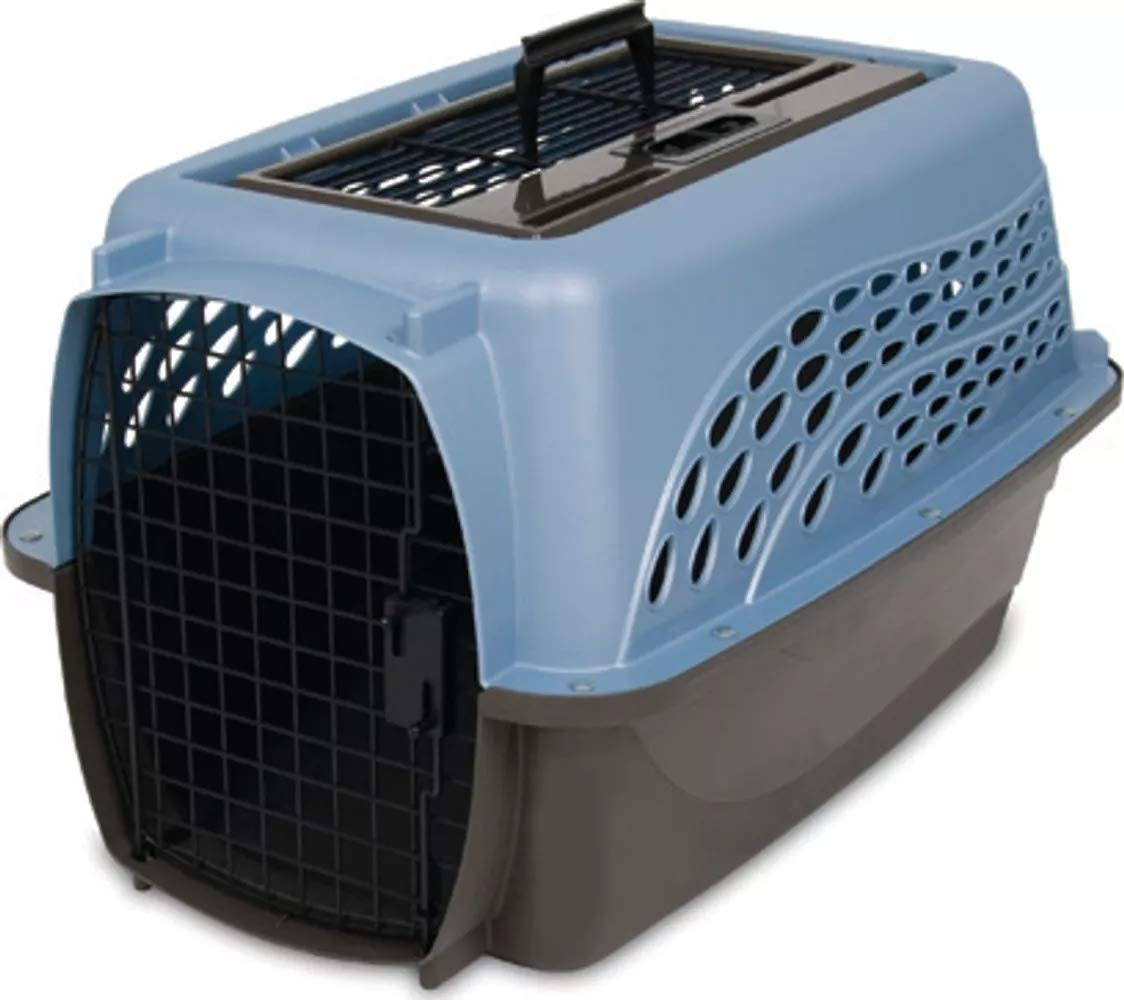 Petmate Two Door Top Load Dog Kennel by Petmate