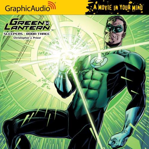 DC Comics: Green Lantern - Sleepers (Book Three) by Audio CD