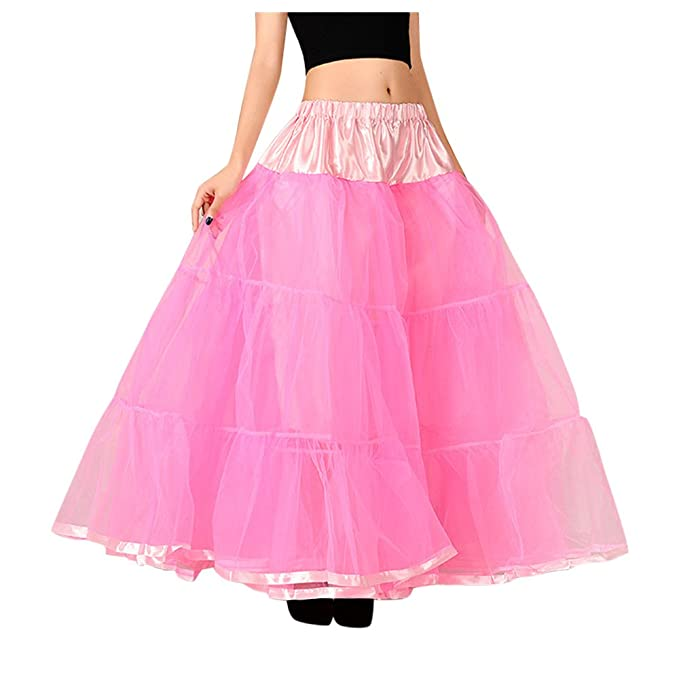 Crinoline Skirt | Crinoline Slips | Crinoline Petticoat Miss-Meg Long Petticoat  AT vintagedancer.com