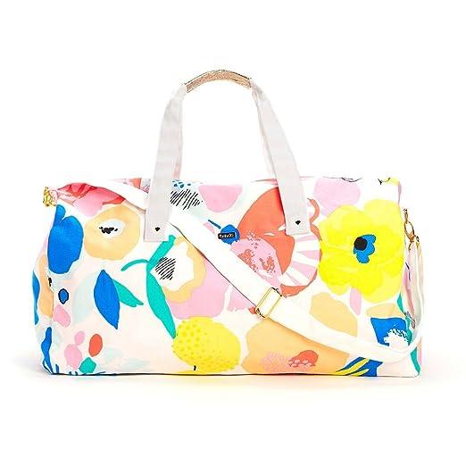 d3c9a2296344 Amazon.com  Bando The Getaway Mega Blooms Duffle Bag  Sports   Outdoors