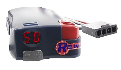 amazon com hopkins 47284 reliance digital electronic brake control rh amazon com Reliance Brake Controller Owner's Manual Reliance Brake Controller Owner's Manual