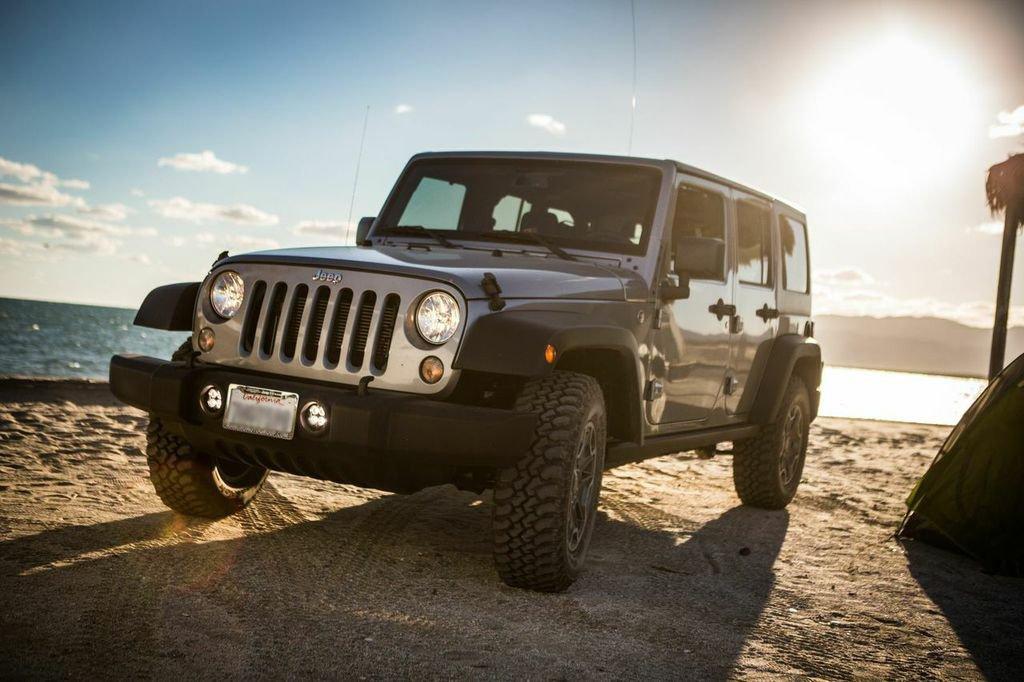 Baja Designs 587503 Jeep LED JK Fog Pocket Kit Squadron-R Sport