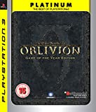 The Elder Scrolls IV: Oblivion - Game of the Year - Platinum (PS3)