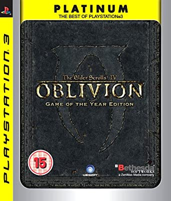 The Elder Scrolls IV: Oblivion - Game of the Year - Platinum