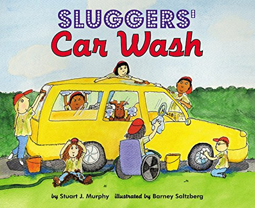 Sluggers' Car Wash (MathStart 3)