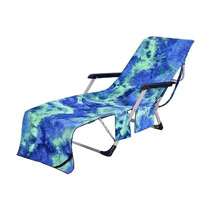 Astonishing Amazon Com Jieen Adults Lounge Chair Beach Towel Alphanode Cool Chair Designs And Ideas Alphanodeonline